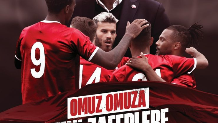 Antalyaspor Dergisi ağustos sayısı yayında