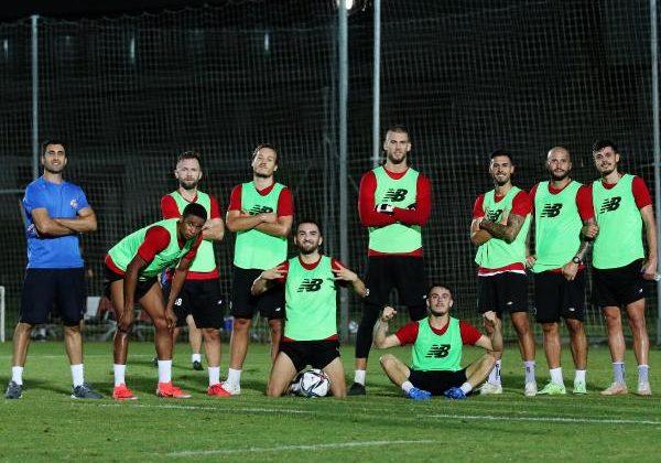Antalyaspor, Fenerbahçe maçına odaklandı