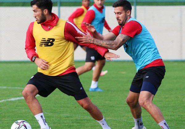 Antalyaspor, son hazırlık maçını Erzurumspor ile oynayacak