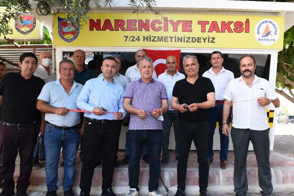Antalya'ya yakıştı