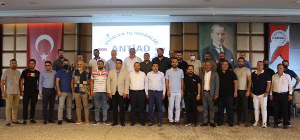 ANTİAD Antalya'ya 1 milyon liranın üzerinde destek sağladı