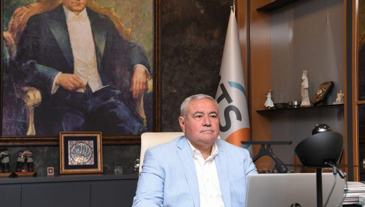 """ATSO Başkanı Çetin: """"Tekrar kapanmak istemiyorsak daha ciddi önlemler almak zorundayız"""""""