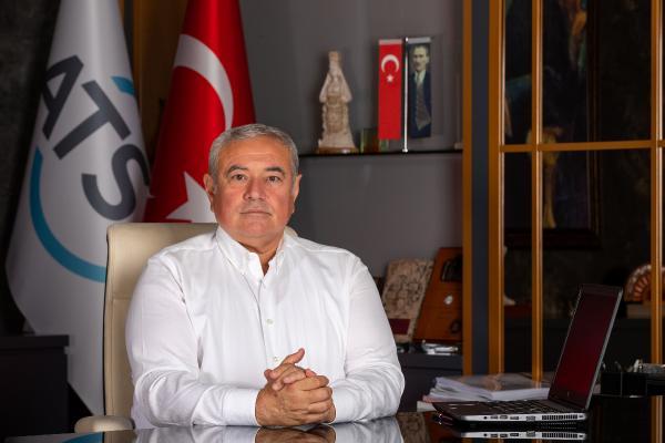 ATSO Başkanı Çetin'den 'Enflasyon yangını' vurgusu