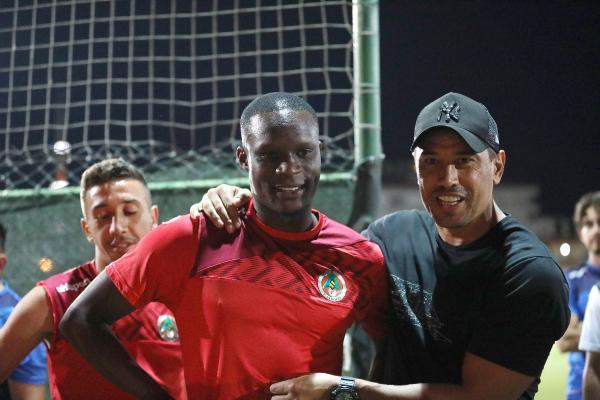 Aytemiz Alanyaspor, Medipol Başakşehir maçı hazırlıklarına başladı