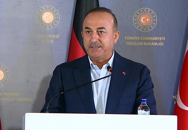 Bakan Çavuşoğlu: Afganistan kaynaklı göç akını kriz boyutuna ulaşırsa Avrupa dahil herkes etkilenir