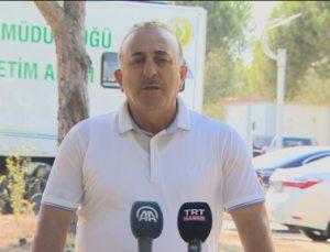 """Bakan Çavuşoğlu: """"Başka Ülkelerin Yardım Etmesinden İncinmeyiz"""""""