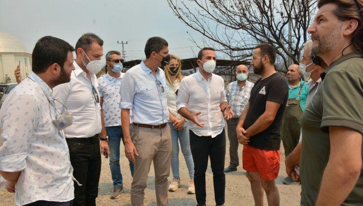 """Başkan Sert: """"Antalya'nın bu güçlü birliktelikle aşamayacağı bir felaket olamaz"""""""