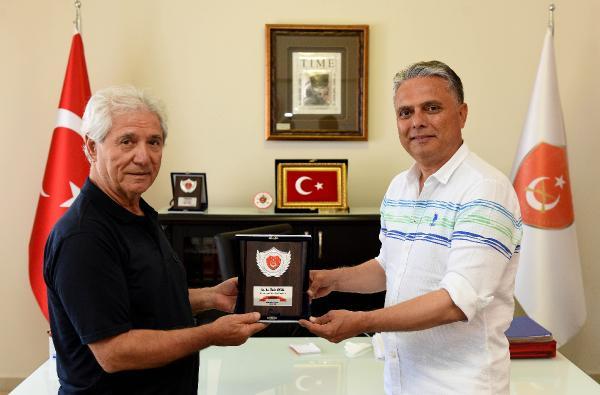 Başkan Uysal'dan TEMAD'a ziyaret