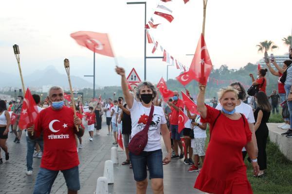 Büyükşehir'den Zafer Bayramı'na coşkulu kutlama
