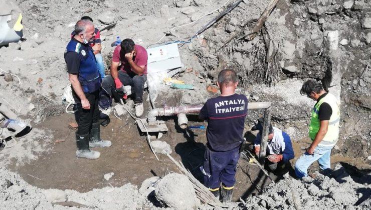 Büyükşehir'in yardım aracı Bozkurt ve Şenpazar'a ulaştı