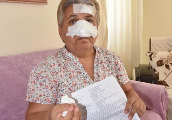 Çocuk parkında pitbulların saldırısında yaralandı