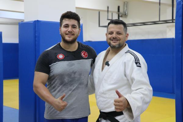 Çocukken duyduğu seslerle judoya başladı, milli takıma kadar yükseldi