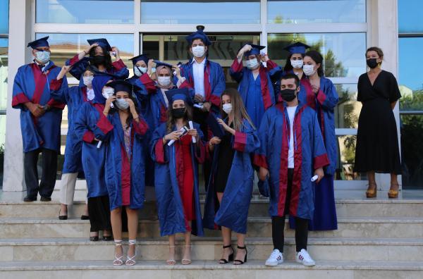 Geleceğin turizm personelleri mezun oldu