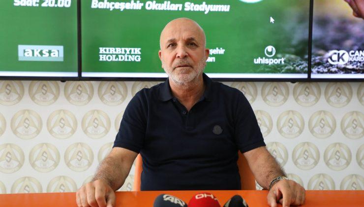 """Hasan Çavusoğlu: """"Davidson'un Fenerbahçe'ye transferi konusunda resmi bir girişimi yok"""""""