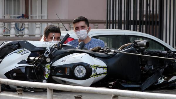 Hayali olan motosikleti aldıktan 19 gün sonra kazada yaşamını yitirdi