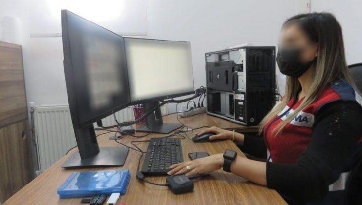 Jandarma Siber Suçlar Şubesi, provakatörlere göz açtırmadı, 66 şüpheli tespit edildi