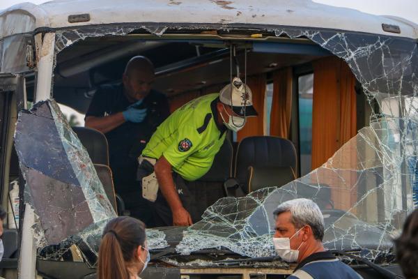 Kazada ölen 3 Rus turistin cenazeleri ülkelerine gönderildi