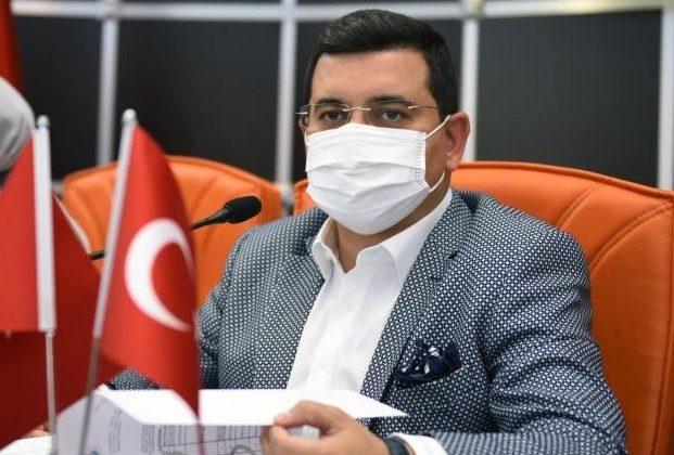 Kepez Belediye Başkanı Tütüncü, korona virüse yakalandığını duyurdu