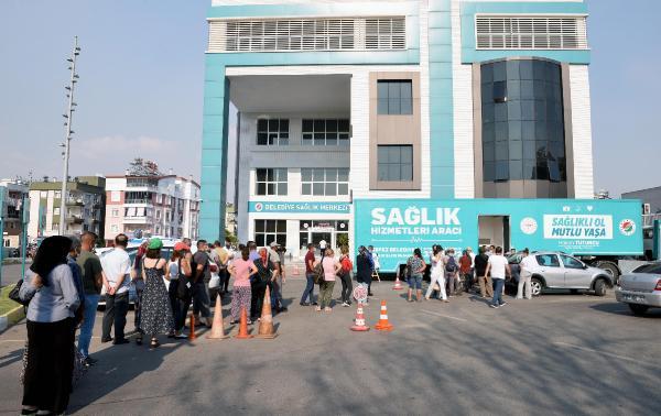 Kepez'den aşıya teşvik kampanyası