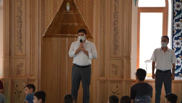 Korkuteli' de yaz Kur'an kursları sona erdi
