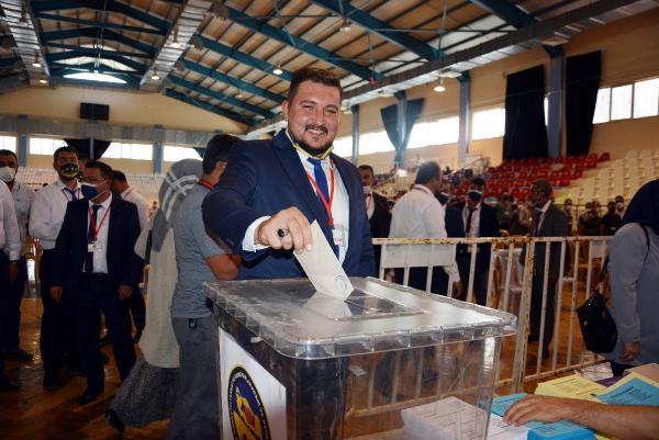 Korkuteli Esnaf Kefalet Kooperatifi'nde seçim