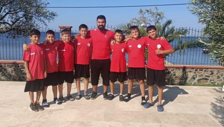 Korkuteli'den Milli Takıma güreşçi yetiştiriyorlar