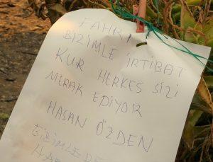 Küle dönen mahallede günler sonra cesetlerine ulaşılan çifte bırakılan not yürekleri burktu
