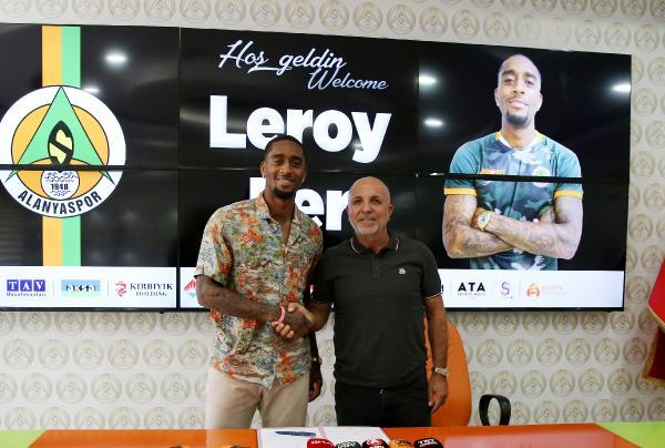 Leroy Fer, Alanyaspor'da