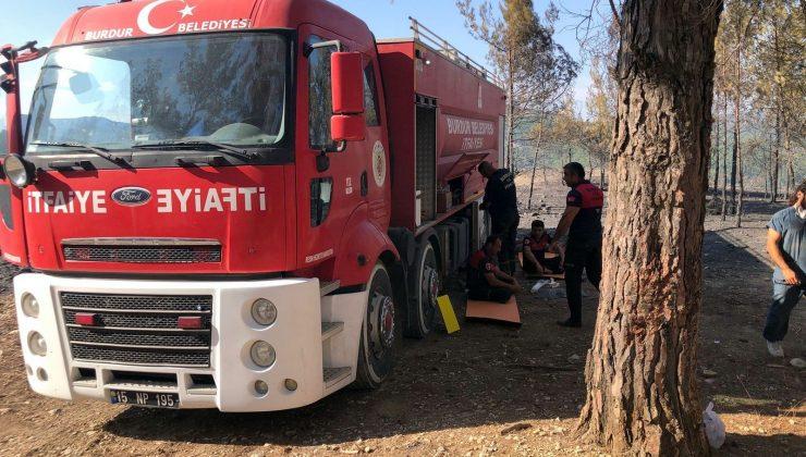 Manavgat Belediyesi'nden Burdur Bucak'a yardım eli