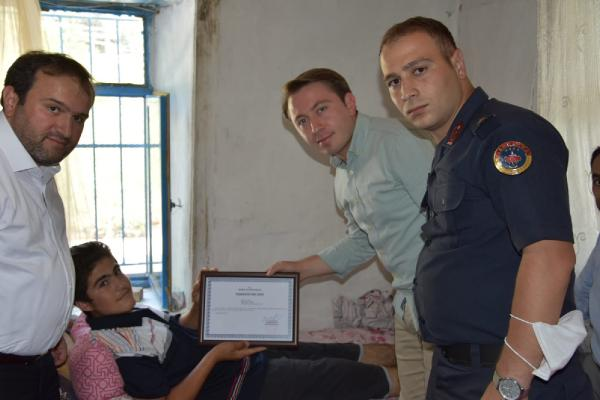 Manavgat'taki büyük yangın 10'uncu gününde (11)