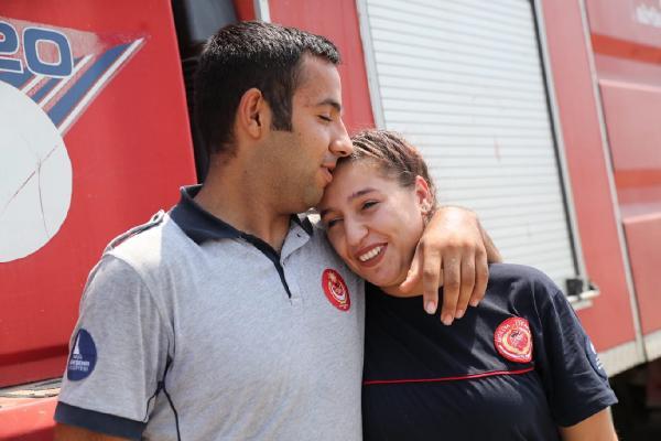 Manavgat'taki büyük yangın 10'uncu gününde (12)
