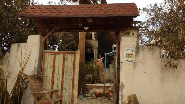 Manavgat'taki büyük yangın 5'inci gününde (11)