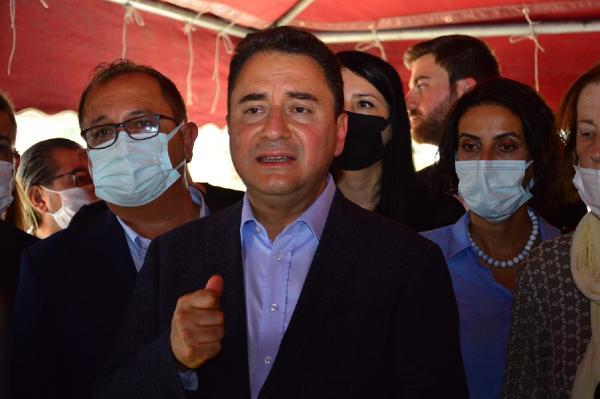 Manavgat'taki büyük yangın 5'inci gününde (7)