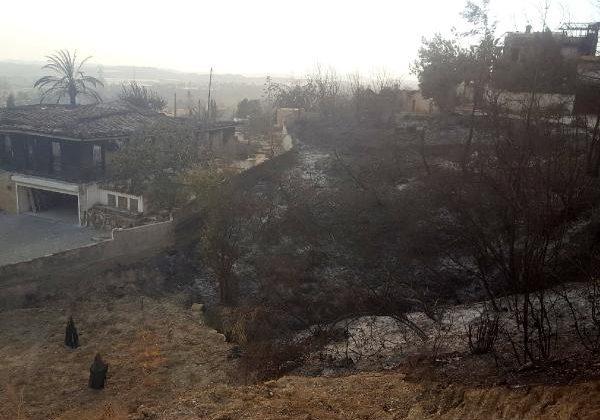 Manavgat'taki büyük yangın 5'inci gününde / Ek fotoğraf