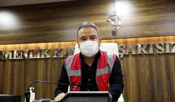 Manavgat'taki büyük yangın 7'nci gününde (17)