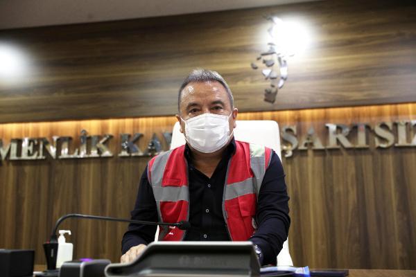 Manavgat'taki büyük yangın 8'inci gününde (15)