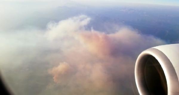 Manavgat'taki büyük yangın 8'inci gününde (3)