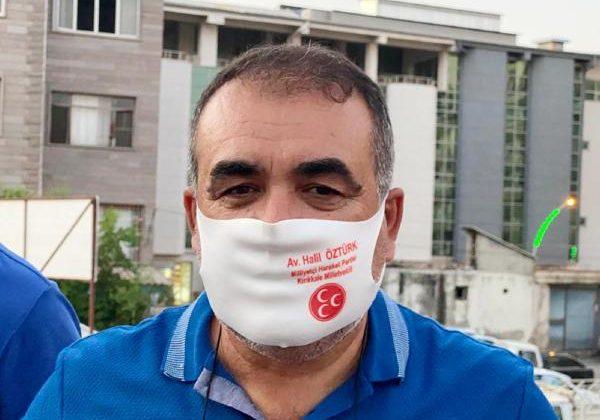 MHP'li Üstünmet'ten aşı çağrısı
