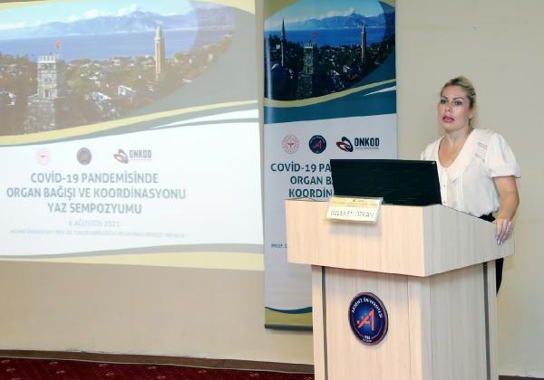 Rektör Özkan: 30 bin hasta organ nakli bekliyor
