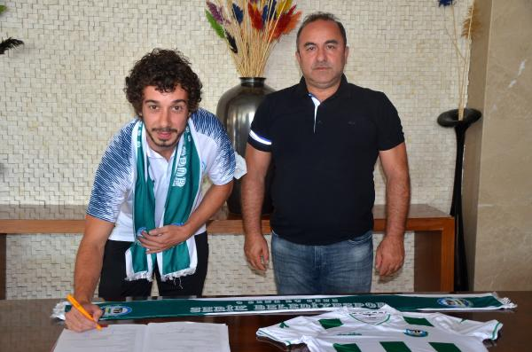 Serik Belediyespor'a 2 transfer