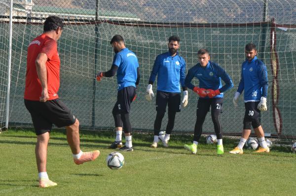 Serik Belediyespor'da yeni sezon hazırlıkları