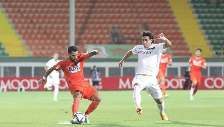 Süper Lig: Alanyaspor: 0 – Altay: 2