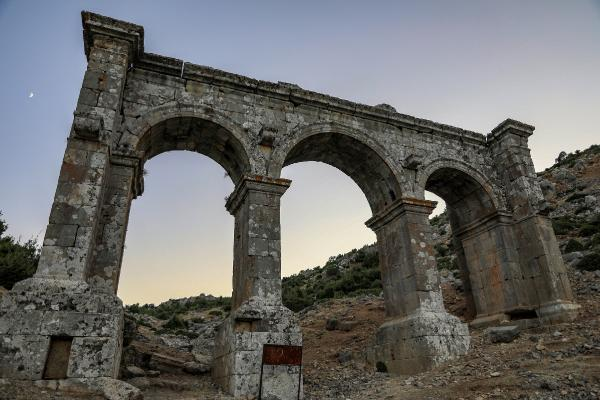Tarihi Üç Kapılar'ın benzeri, keşfedilmeyi bekliyor