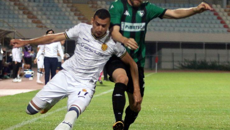 TFF 1. Lig: Denzilispor: 0 – MKE Ankaragücü: 3 (Maç sonucu)
