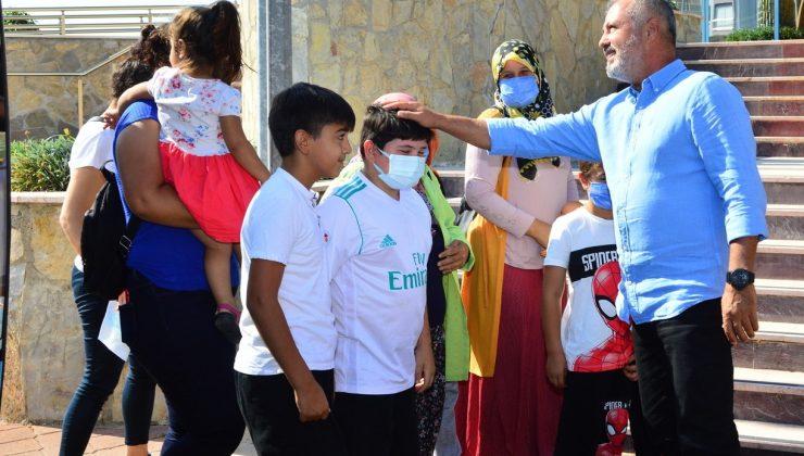 Yangınzede çocuklar 'Manavgat'ın Anka Kuşları' projesiyle yenilenecek