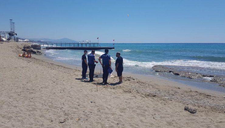 Yaşlı adam girdiği denizde boğularak hayatını kaybetti
