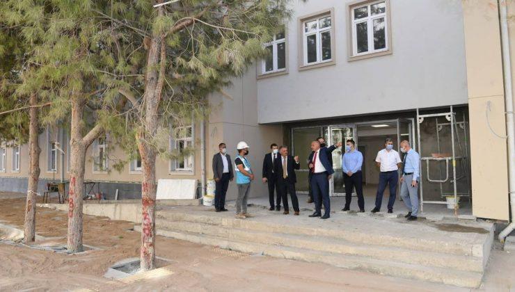2 bin 600 kişilik KYK öğrenci yurdu açılış için gün sayıyor