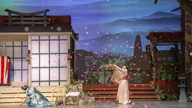 28. Uluslararası Aspendos Opera Ve Bale Festivali 'Madama Butterfly' Operası ile devam ediyor