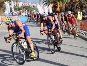 30'uncu Alanya Triatlonu başlıyor