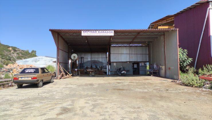38 yıllık karoser ustası ruhsat alıp dükkan açacak yer bulamadı